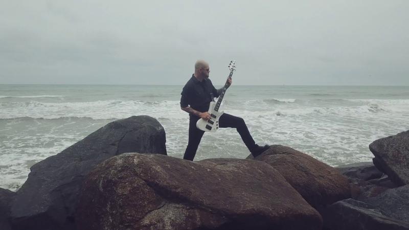 CAST THE STONE - The Burning Horizon (Official Bass Playthrough By Derek Engemann)