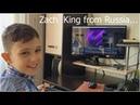 Как я повторил ТОП 5 эффектов Зака Кинга с едой/Best tricks of Zach 5 tricks with food.