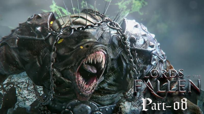 Lords of the Fallen Gameplay Walkthrough Part 8 - Beast (PS4)