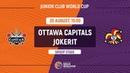 Junior Club World Cup 2018. Ottawa Capitals – Jokerit (U20)