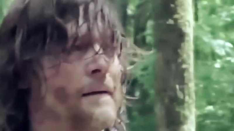 Rick and Daryl Brother 9x05 TWD mp4