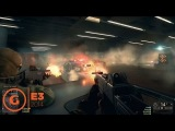 Battlefield Hardline:тТрейлер на выставке Е3 2014 и Sony Press Conference