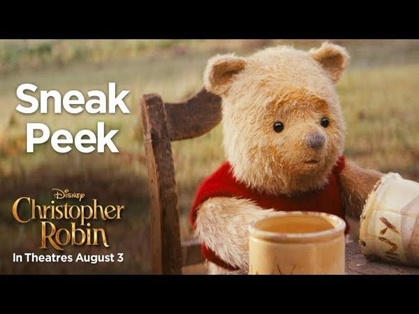Christopher Robin | Mark Forster | Sneak Peek, 2018