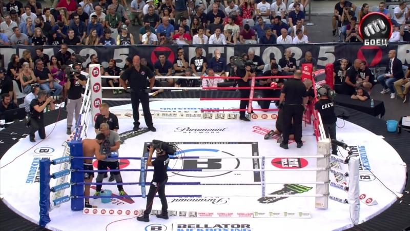 Bellator Kickboxing 10. Джорджио Петросян против Чингиза Аллазова