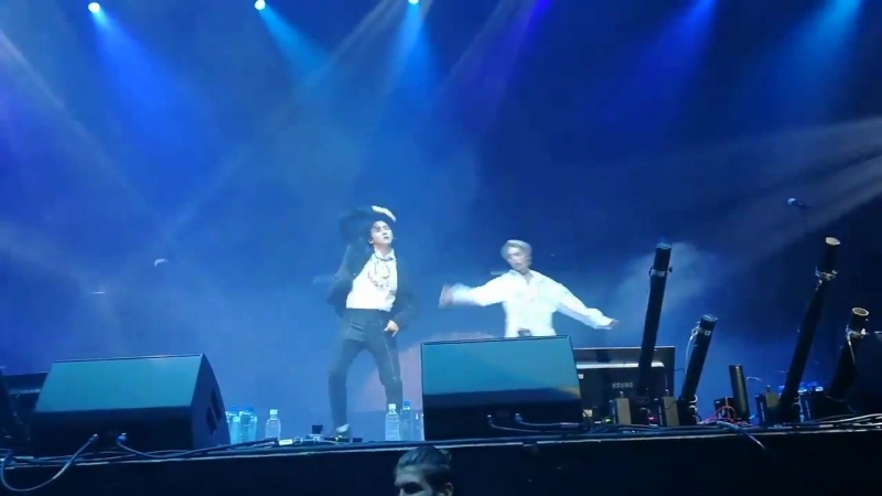 [VK][180620] MONSTA X fancam - How Long @ THE 2nd WORLD TOUR 'THE CONNECT' in Amsterdam