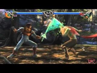 Soul Calibur V - Raziel vs Kain - Legacy of Kain Series
