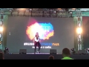 Dance aero on RussianFitnessFair