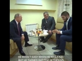 Mr President Putin and Our lovely Hero Habib