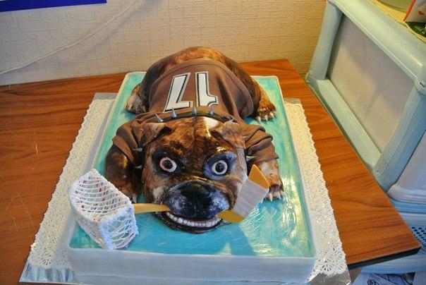 Низкокалорийный сметанный торт фото 10