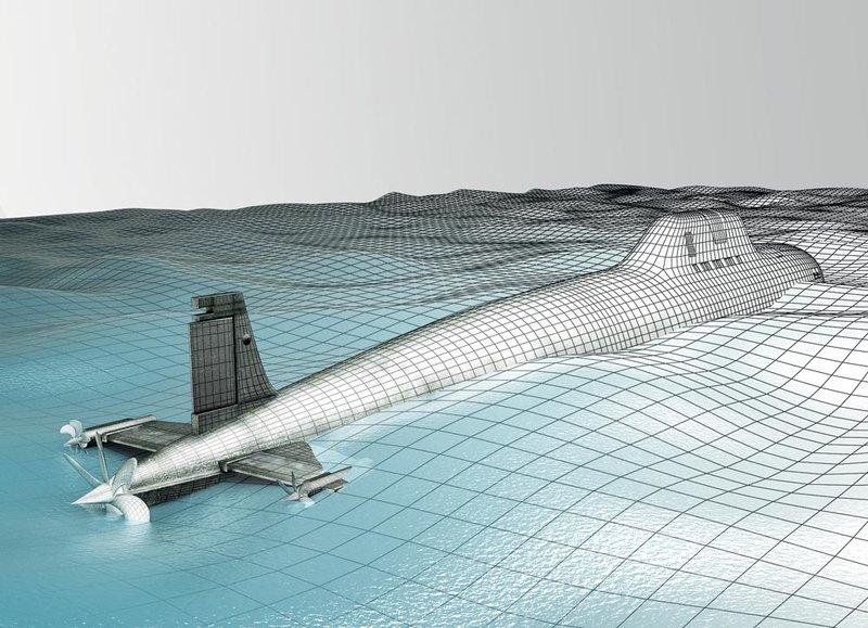 Субмарина-истребитель проект 705