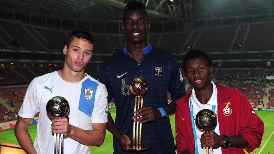 Игроков молодежного чемпионата мира