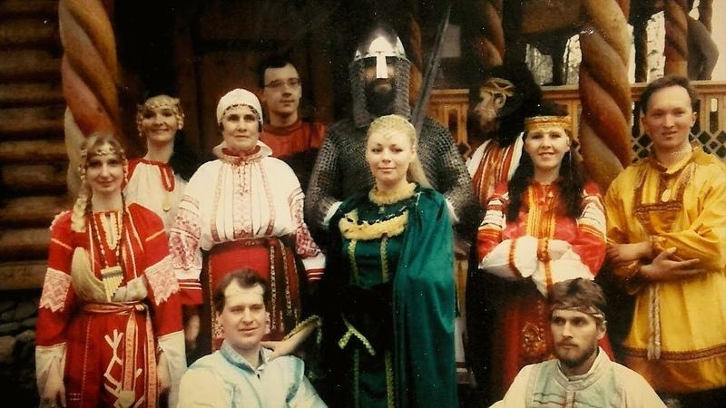 Велеслава и Центр древнеславянской культуры Суряница (запись 5 февраля 2004 года)