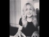 Александра Бозон кавер Artik & Asti - Мы будем вместе