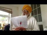 Punjabi - Third of the Khalsa Panth and the Fourth of Apostles, Nirmallae Sants both are not