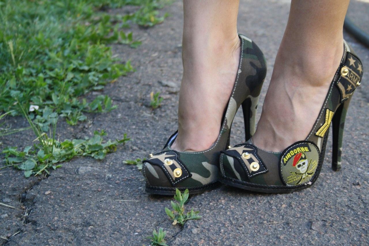 Туфли военные 6