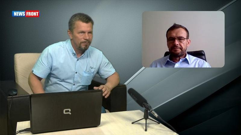 Блокировка интернет-ресурсов на Украине - начало предвыборной компании в стране - Василий Вакаров
