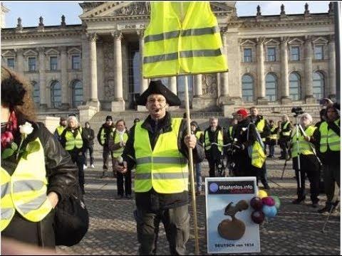 TEILEN! TEILEN! TEILEN! Forderungen der Gelbwesten Deutschland in 5 Minuten erklärt!
