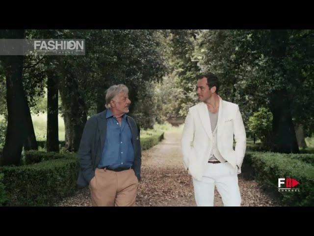 Jude Law и Giancarlo Giannini в 'The Gentleman's Wager II' Пари джентльменов для Johnnie Walker Blue