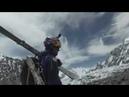 Анджей Баргил спустился на лыжах с горы убийцы К2 Чогори высота 8611 м
