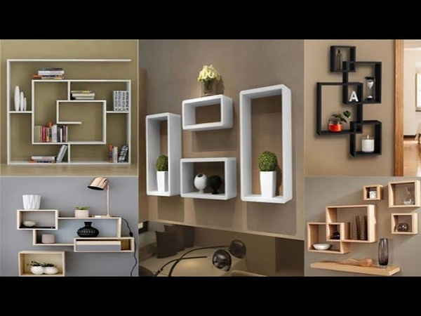 Modern 100 Corner Wall shelves decoration 2019