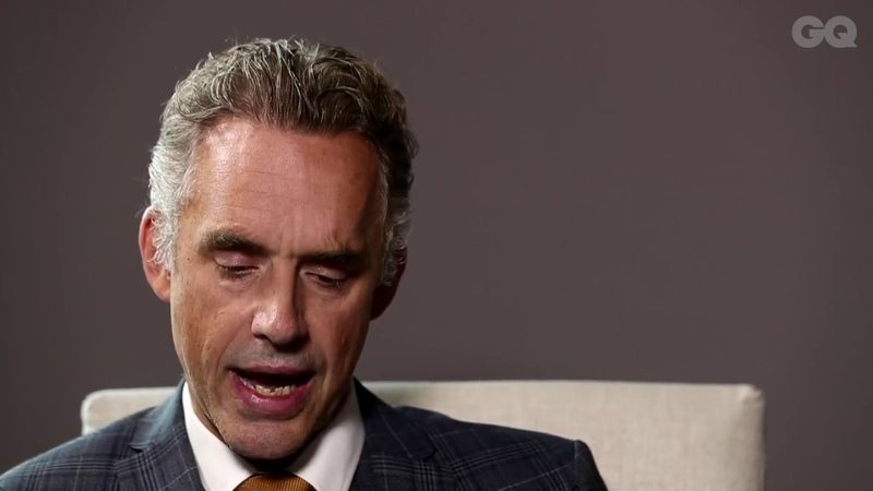 """Jordan Peterson: """"There was plenty of motivation to take me out. It just didn't work 