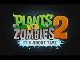Plants vs. Zombies 2 - Растения против Зомби 2. Мини игры: Прыг-вечеринка