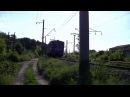 ЭР9Т-670 рейсом 6307 Нежин - Чернигов (по 9 обводному Нежина!)
