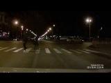 Самый обычный случай на дороге в Сургуте