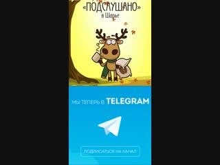 Подслушано в Шарье via Telegram!