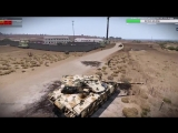 Why we dont run in front of Tank Barrels_ To be Continued