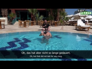 German swimming vocabulary - Super Easy German (25)