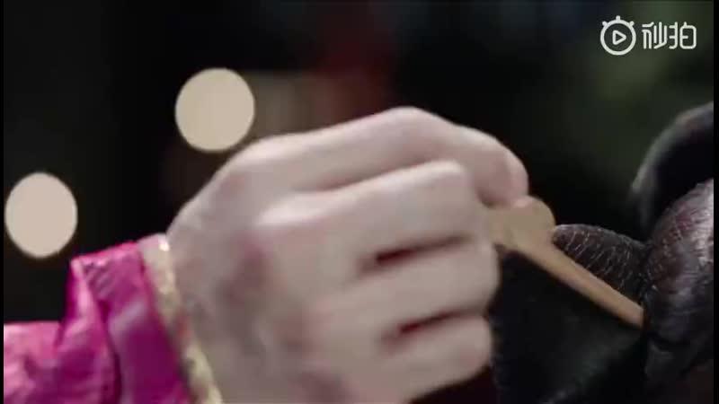 видео из развл.блога 坑坑娱乐 / Наложница Мэн пожаловала