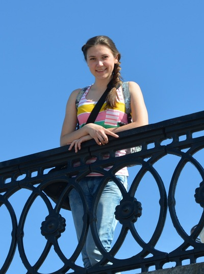 Даша Полканова, 4 мая 1997, Иркутск, id44899615