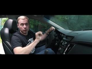 [Pro-Service Live] Безумный Cadillac CTS-V, Убийца АМГ и М?