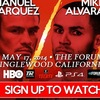 Marquez vs Alvarado Live Stream Fight on HBO