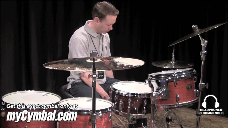Zildjian 14 Rarities K Dark Thin Hi Hat Cymbals - Played by Paul Francis (K0872-1060711H)