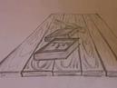 4 способа придания объема рисунку. Уроки рисования карандашом для начинающих