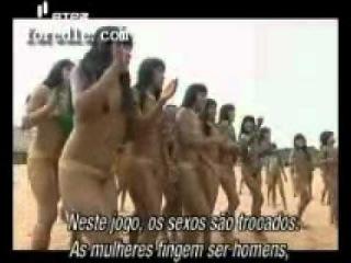 Xingu tribe ,the travel in Amazon part3