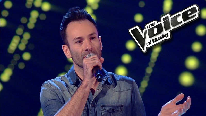 Davide Carbone - La voce del silenzio | The Voice of Italy 2016: Blind Audition