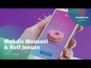 Live UX Design with Mahdis Mousavi Rolf Jensen 2/3