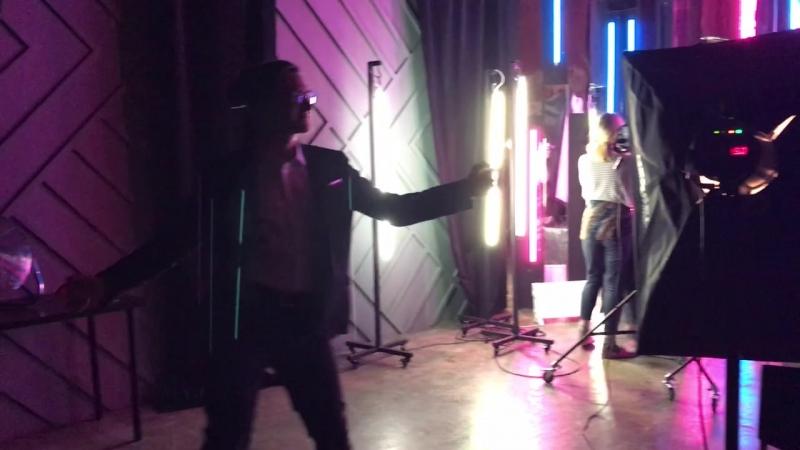 Фотосессия (Backstage)