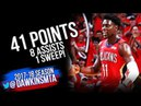 Jrue Holiday UNREAL 41 Pts in WCR1 Game 4 Pelicans vs Blazers - 41-8 Asts, CLUTCH! FreeDawkins