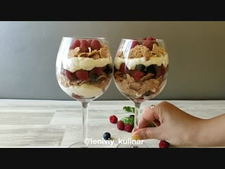 Десерт за 3 минуты | больше рецептов в группе десертомания