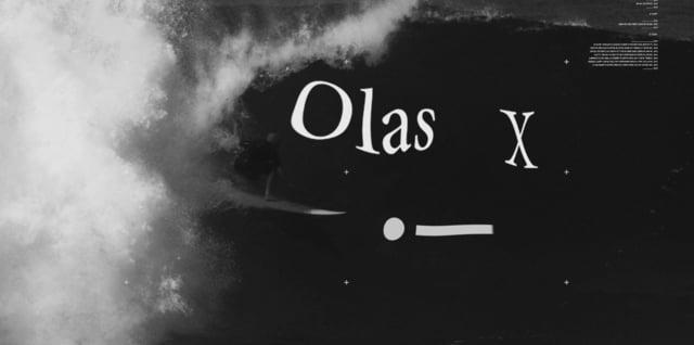 Olas X: A Big Wave Surf Film