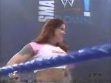 Chris Jericho and Lita vs Trish Stratus and Chris Benoit