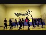MILLENIUM Киров   Ozuna, Selena Gomez - Taki Taki   IVACHEVA & EVDOKIMOVA choreography   Танцы Dancehall, Jazz-Funk
