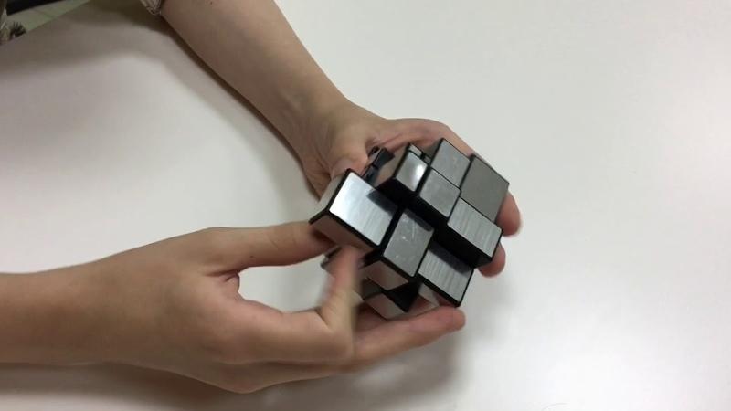 Собираем зеркальный Кубик рубика Клуб Гениев