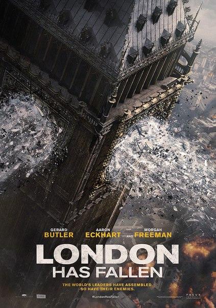 Падение Лондона (2016)