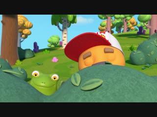 Бобр Добр  - День Рождения - 8 серия - прикольные мультики для всеи семьи
