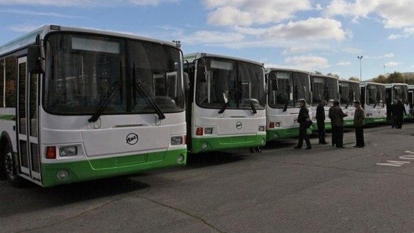 7 сентября после праздничных мероприятий таганрожцев развезут дополнительные автобусы и маршрутки